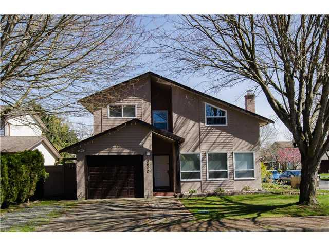 Main Photo: 10600 FUNDY Drive in Richmond: Steveston North House for sale : MLS®# V1115955