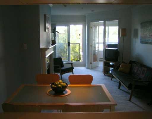 Main Photo: 313 3638 W BROADWAY AV in Vancouver: Kitsilano Condo for sale (Vancouver West)  : MLS®# V612385