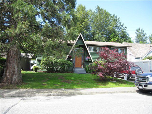 Main Photo: 1168 EAGLERIDGE Drive in Coquitlam: Eagle Ridge CQ House for sale : MLS®# V1124487