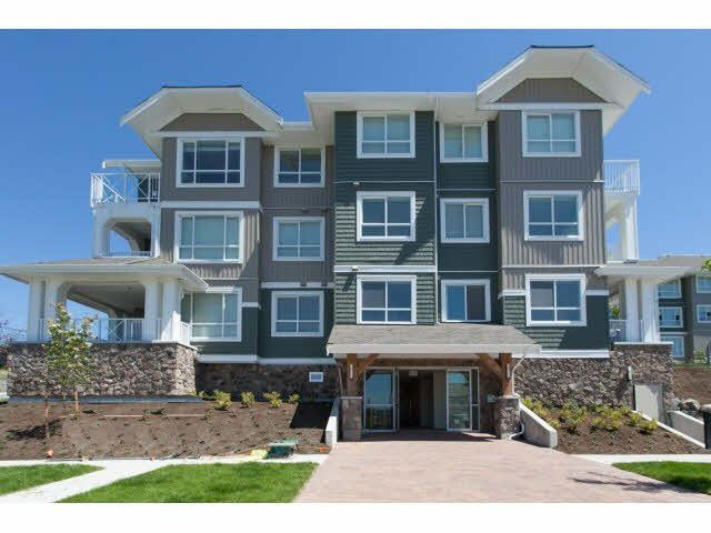 "Main Photo: 207 16388 64 Avenue in Surrey: Cloverdale BC Condo for sale in ""The Ridge at Bose Farms"" (Cloverdale)  : MLS®# R2104253"