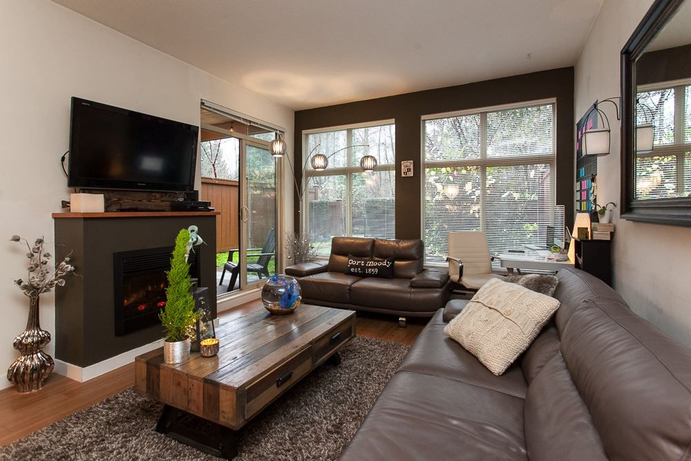"Main Photo: 103 201 MORRISSEY Road in Port Moody: Port Moody Centre Condo for sale in ""LIBRA"" : MLS®# R2125986"