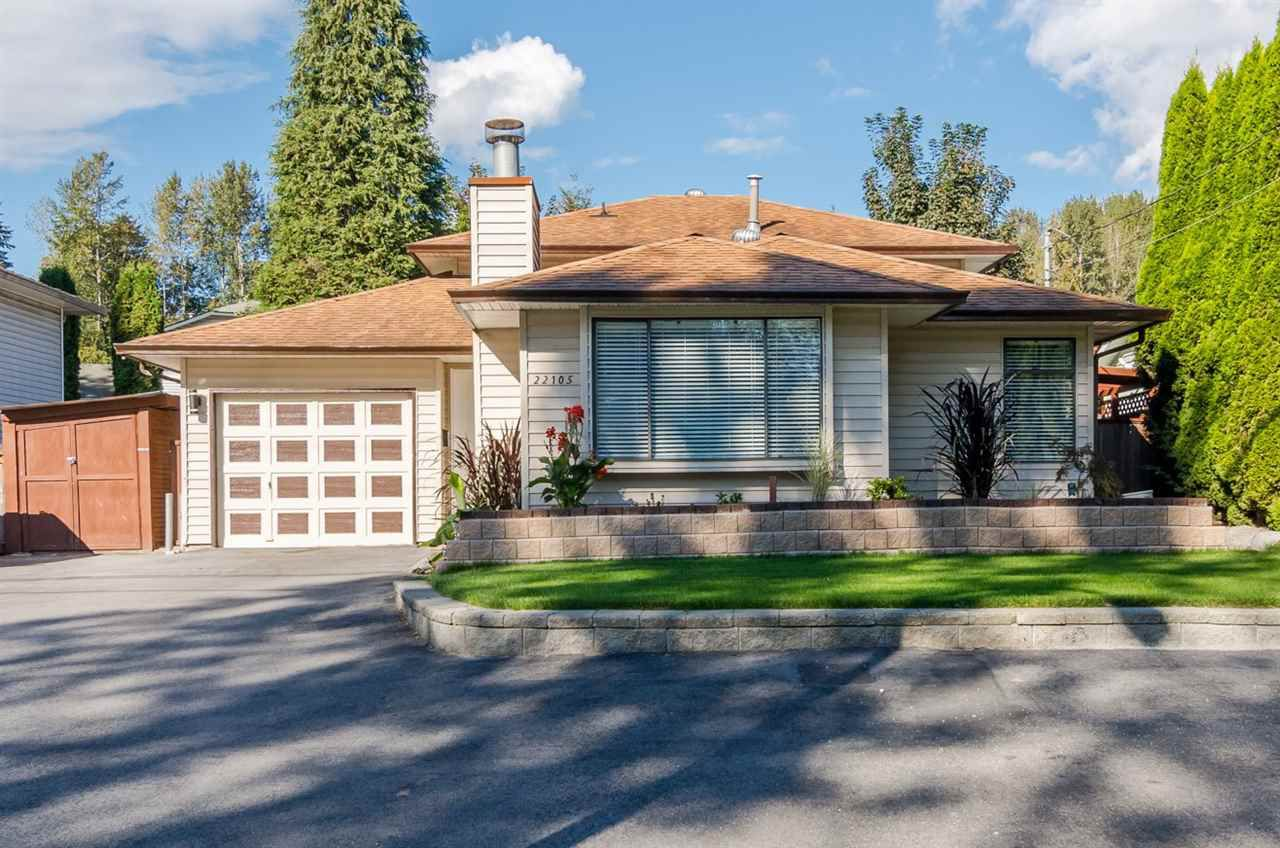 Main Photo: 22105 RIVER Road in Maple Ridge: West Central House for sale : MLS®# R2128400