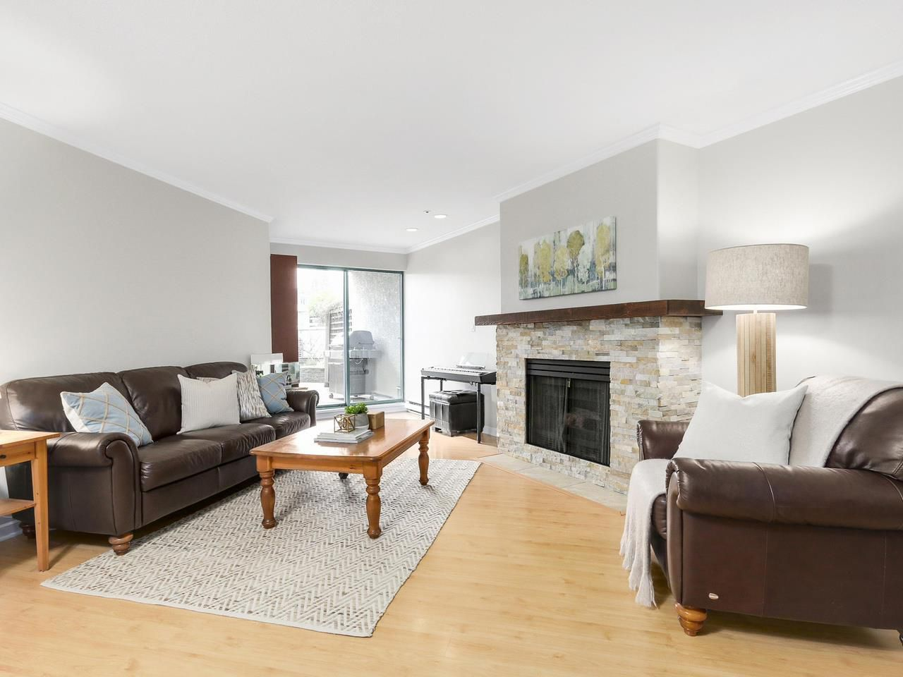 """Main Photo: 109 3131 MAIN Street in Vancouver: Mount Pleasant VE Condo for sale in """"CARTIER PLACE"""" (Vancouver East)  : MLS®# R2149352"""