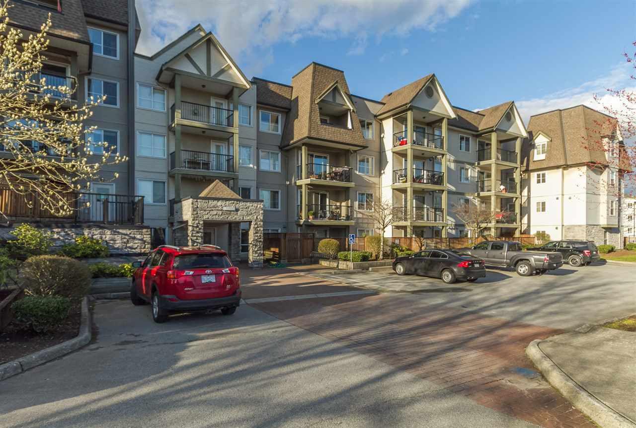 """Main Photo: 305 12083 92A Avenue in Surrey: Queen Mary Park Surrey Condo for sale in """"TAMARON"""" : MLS®# R2150870"""
