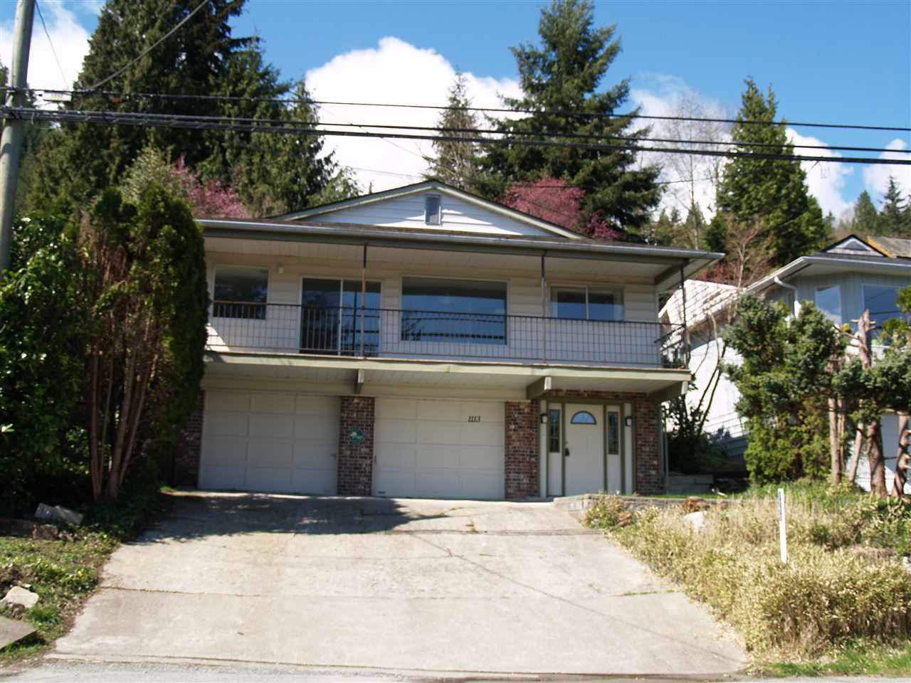Main Photo: 1113 MARINE Drive in Gibsons: Gibsons & Area House for sale (Sunshine Coast)  : MLS®# R2157197