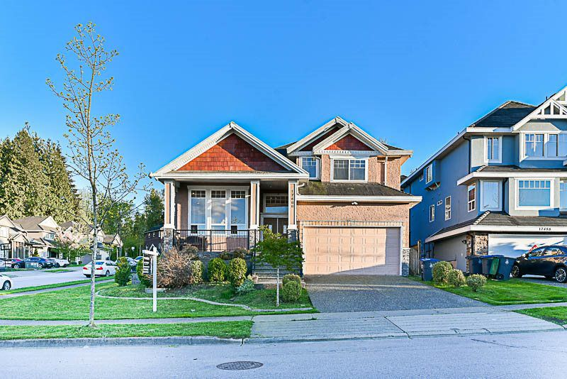 Main Photo: 17496 103B Avenue in Surrey: Fraser Heights House for sale (North Surrey)  : MLS®# R2164597