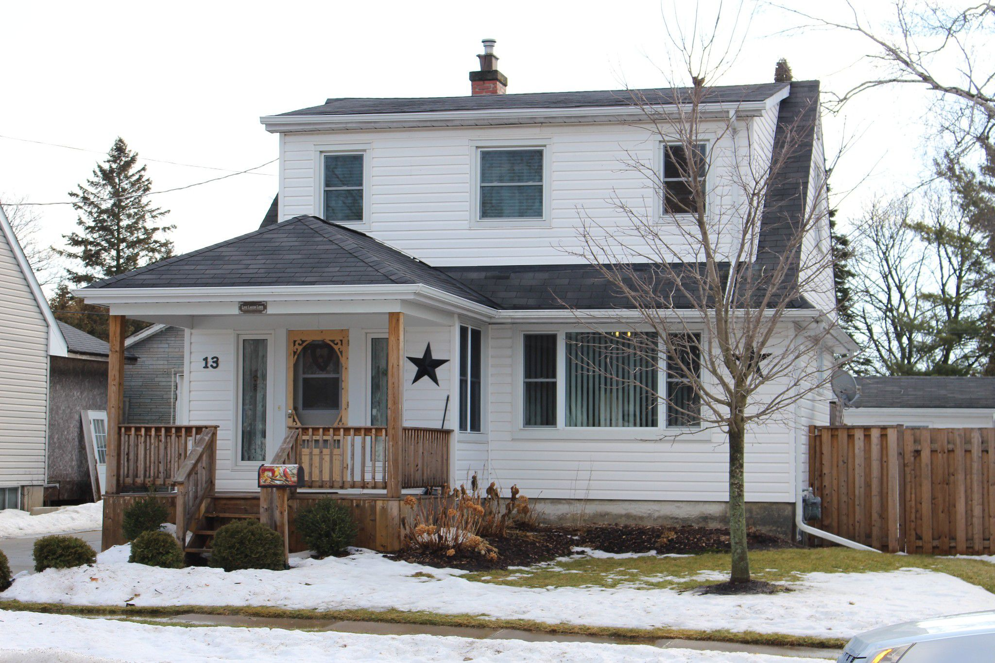 Main Photo: 13 Arthur Street in Port Hope: Residential Detached for sale : MLS®# 510670102