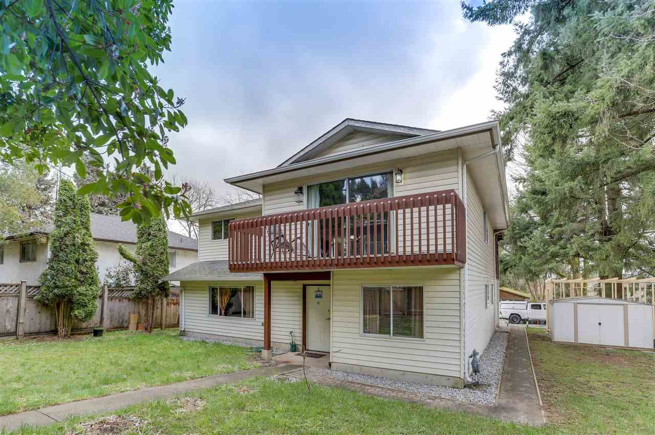 Main Photo: 8819 152 Street in Surrey: Bear Creek Green Timbers House for sale : MLS®# R2251912