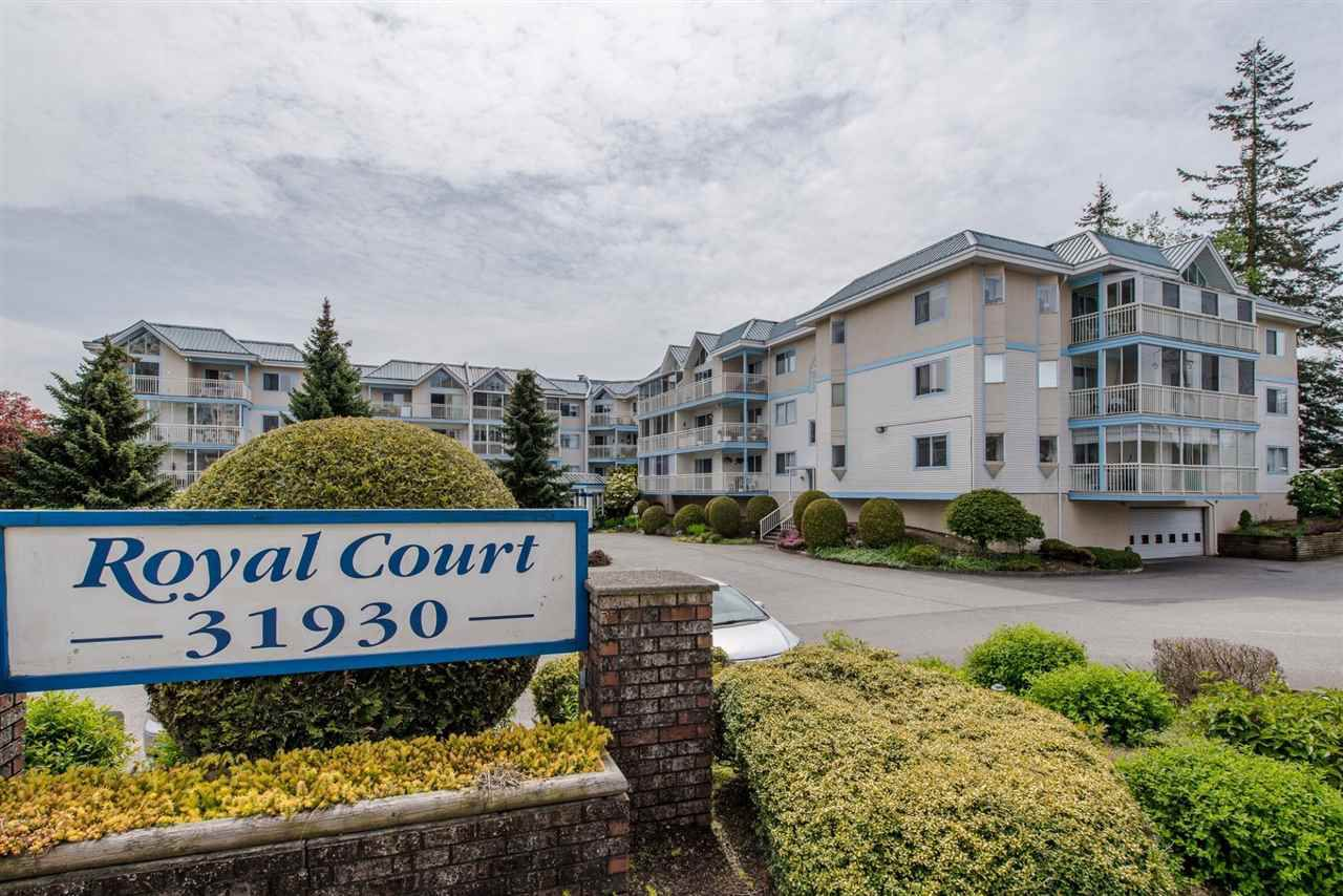 Main Photo: 106 31930 Old Yale Road in Abbotsford: Abbotsford West Condo for sale : MLS®# R2254080