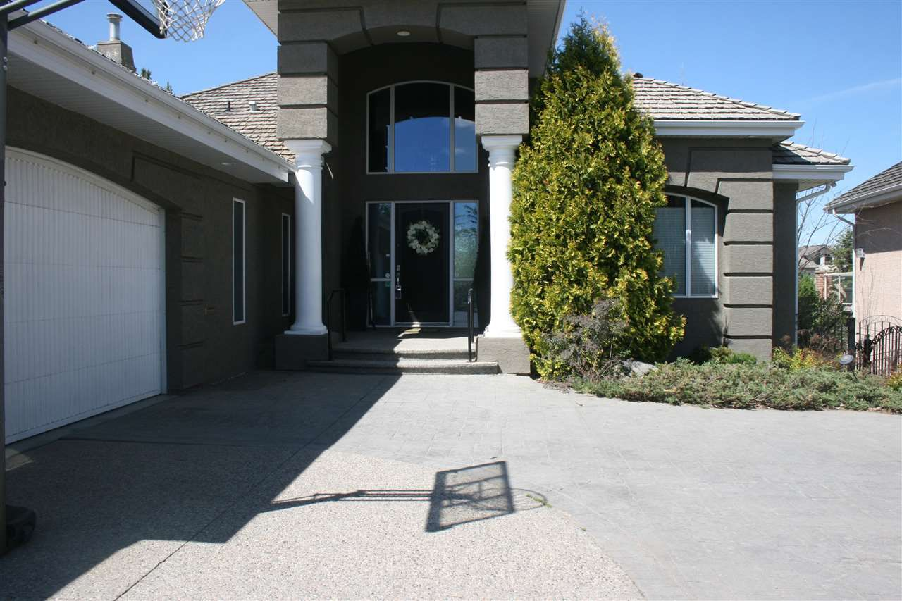 Main Photo: 760 BUTTERWORTH Drive in Edmonton: Zone 14 House for sale : MLS®# E4106051