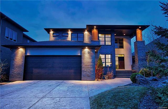 Main Photo: 161 Marine Drive in Winnipeg: Van Hull Estates Residential for sale (2C)  : MLS®# 1810715