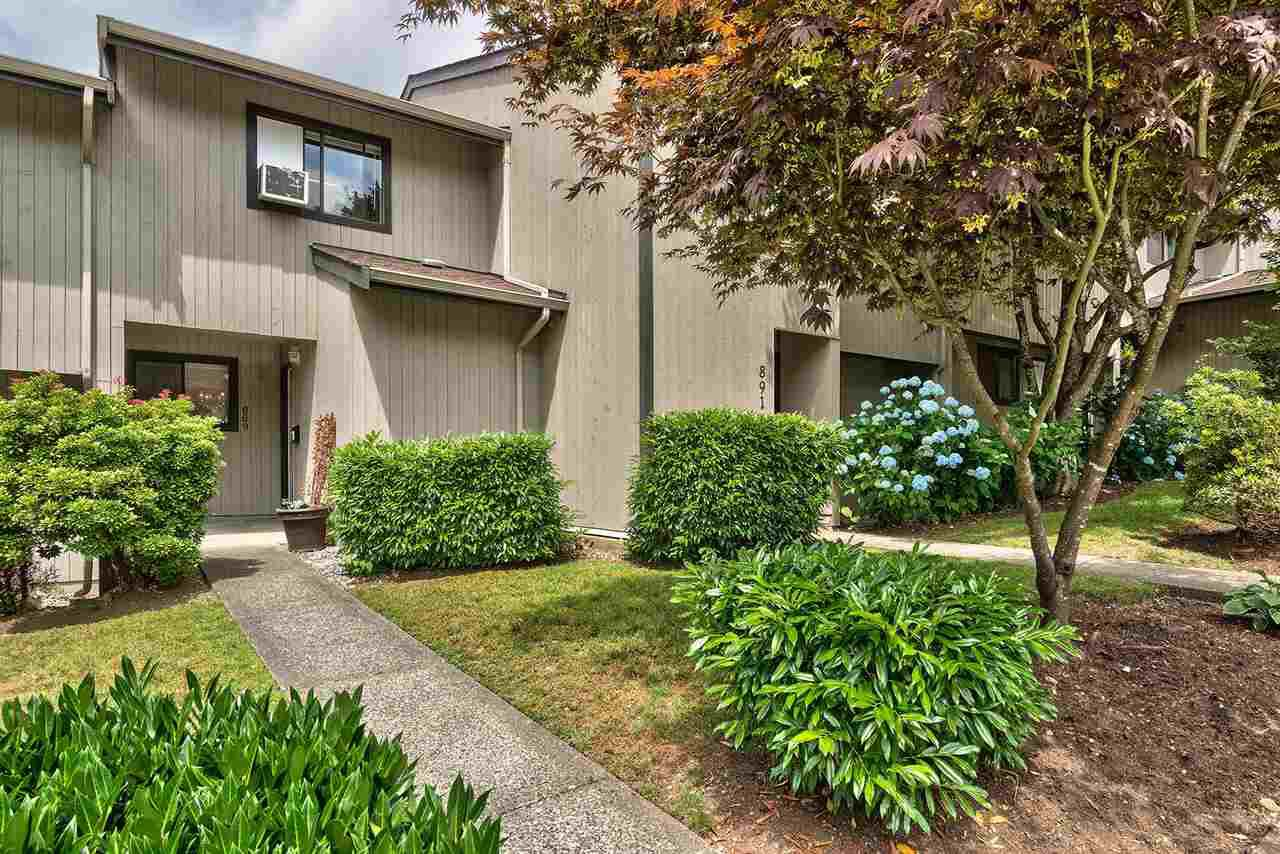 Main Photo: 889 CUNNINGHAM Lane in Port Moody: North Shore Pt Moody Townhouse for sale : MLS®# R2282877