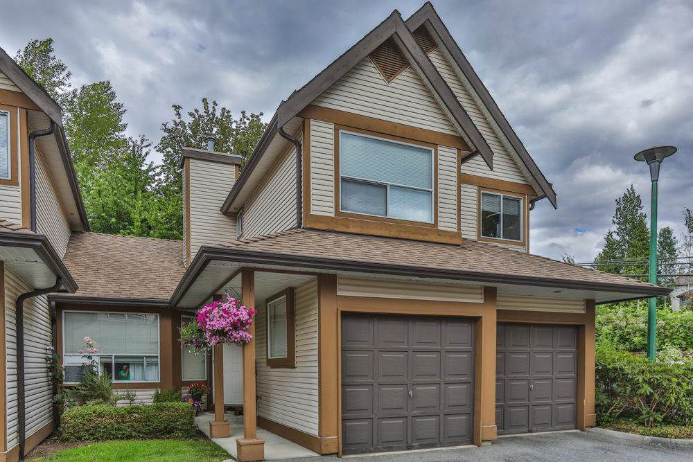 "Main Photo: 1 23151 HANEY Bypass in Maple Ridge: East Central Townhouse for sale in ""STONEHOUSE ESTATES"" : MLS®# R2283761"