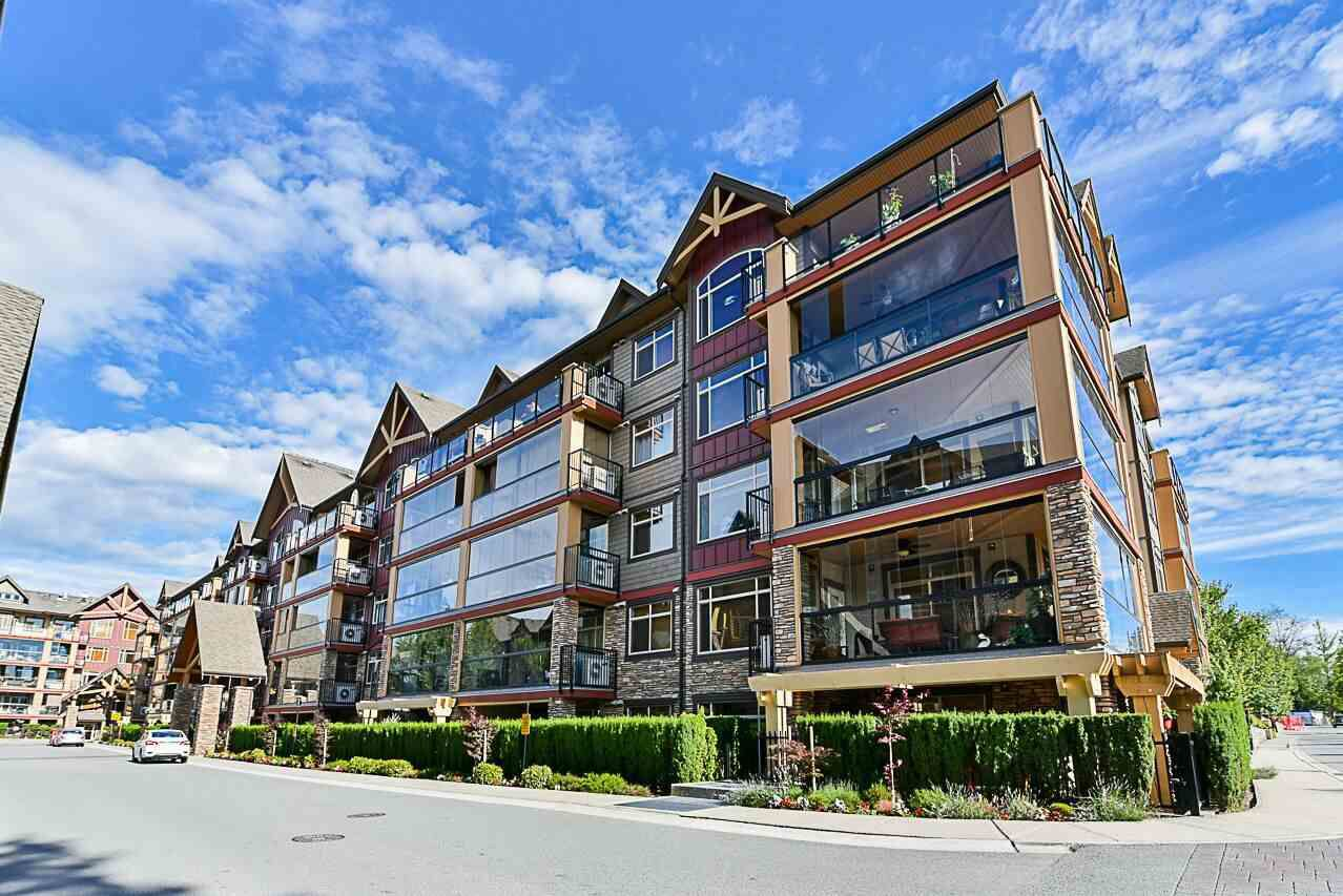 "Main Photo: 541 8288 207A Street in Langley: Willoughby Heights Condo for sale in ""Yorkson Creek"" : MLS®# R2284956"