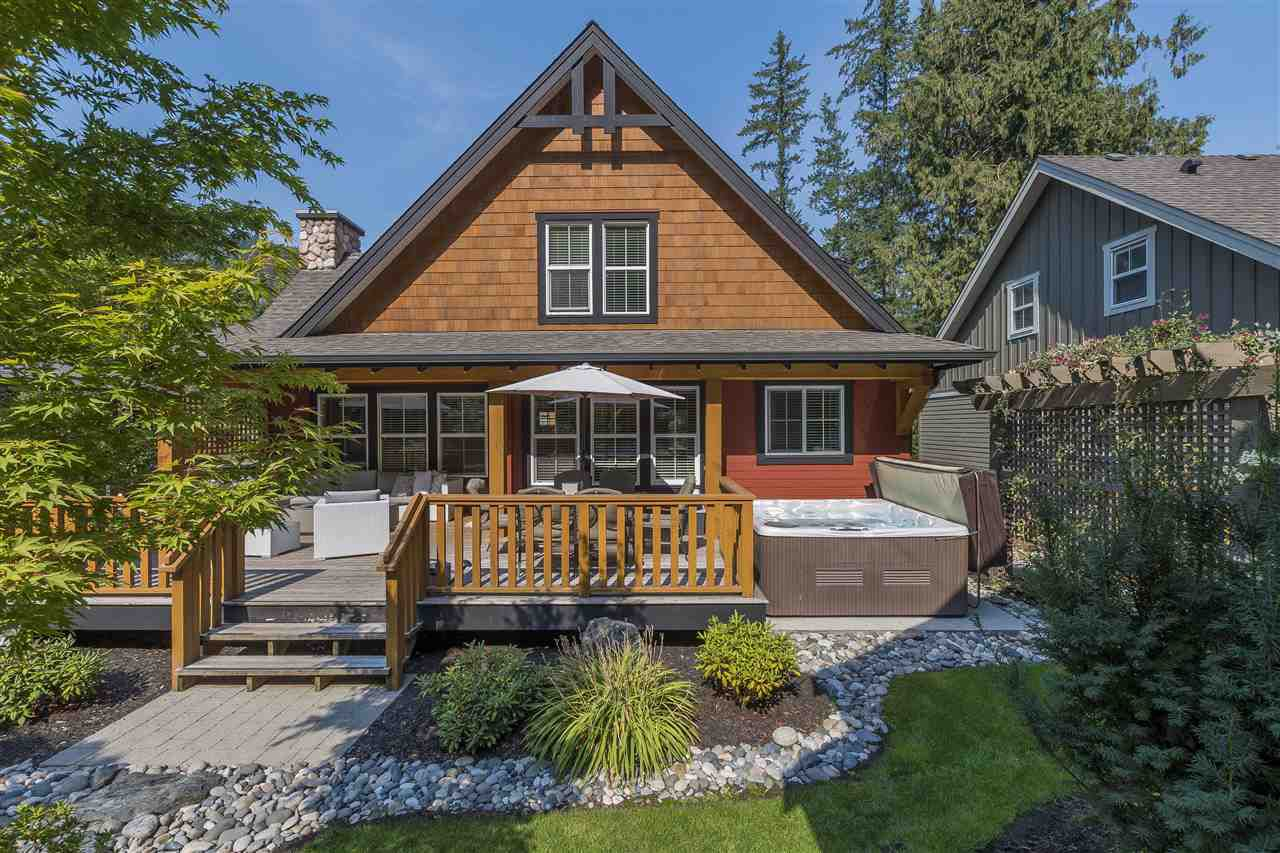 """Main Photo: 43497 BLUE GROUSE Lane: Lindell Beach House for sale in """"THE COTTAGES AT CULTUS LAKE"""" (Cultus Lake)  : MLS®# R2301009"""