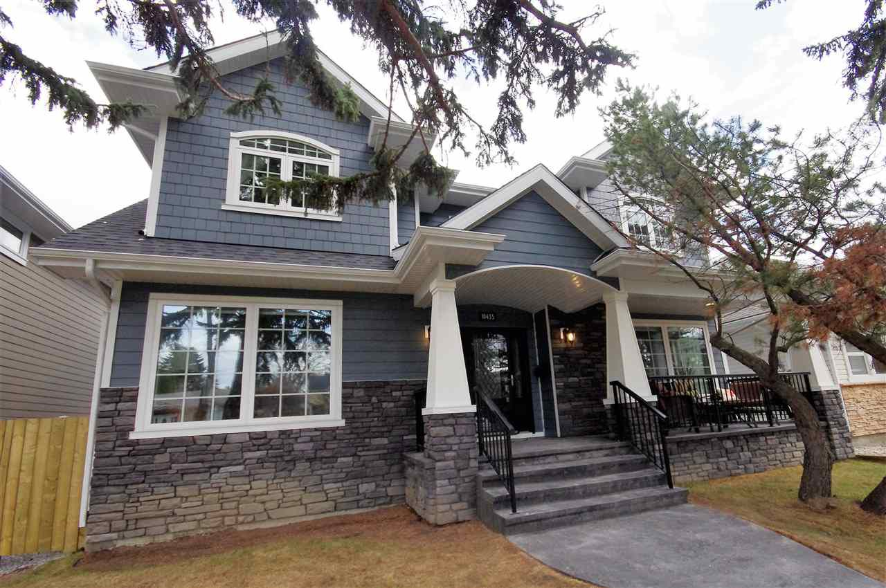 Main Photo: 10435 133 Street in Edmonton: Zone 11 House for sale : MLS®# E4140244