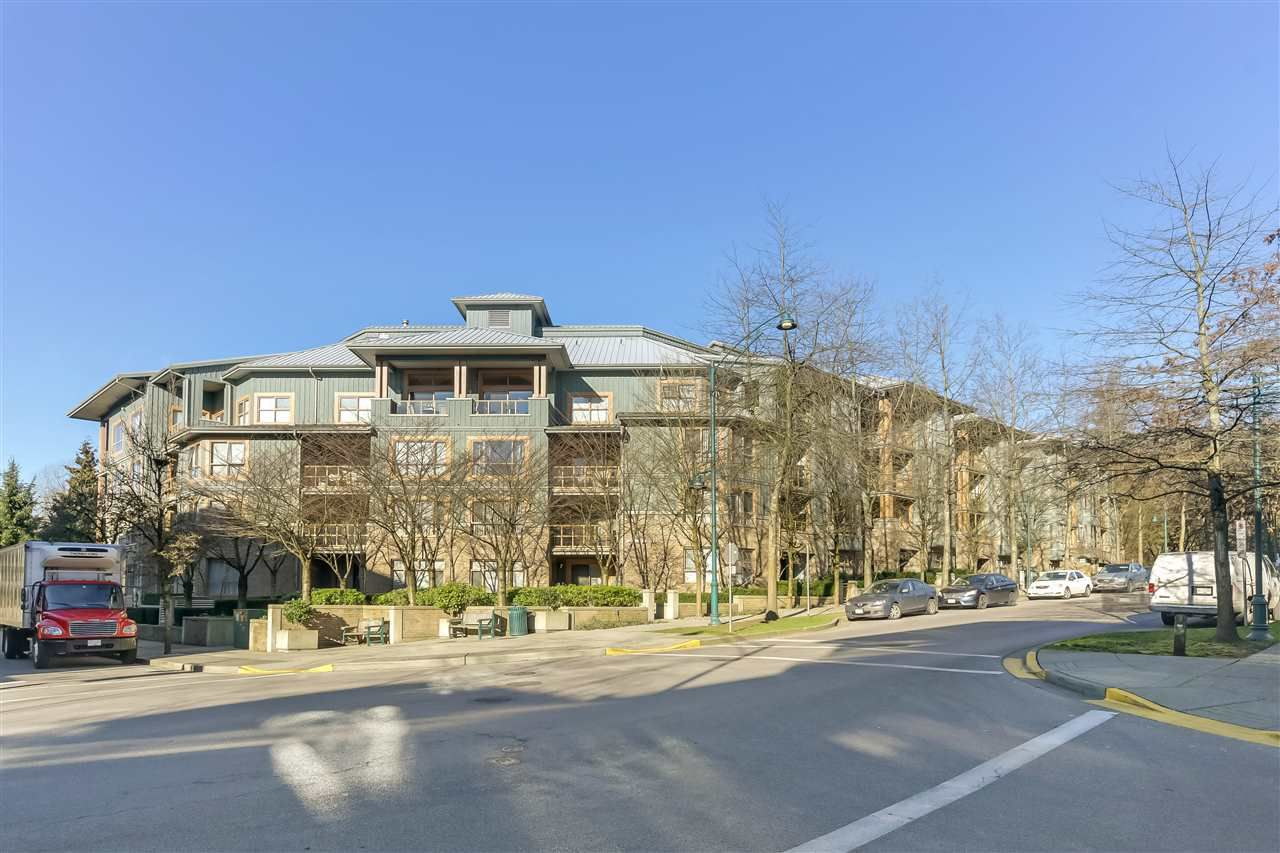 "Main Photo: 417 285 NEWPORT Drive in Port Moody: North Shore Pt Moody Condo for sale in ""BELCARRA"" : MLS®# R2336996"