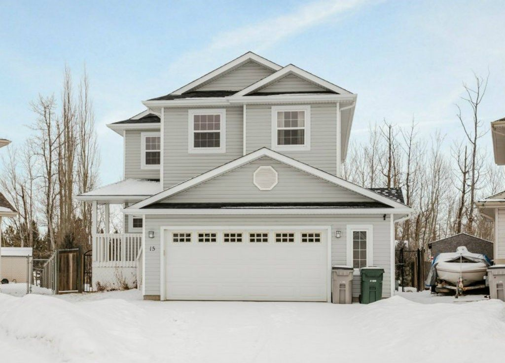 Main Photo: 15 GREENBRIAR Place: Stony Plain House for sale : MLS®# E4142934