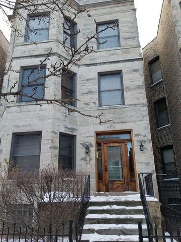 Main Photo: 3706 MAGNOLIA Avenue Unit 2 in CHICAGO: CHI - Lake View Rentals for rent ()  : MLS®# 10275888