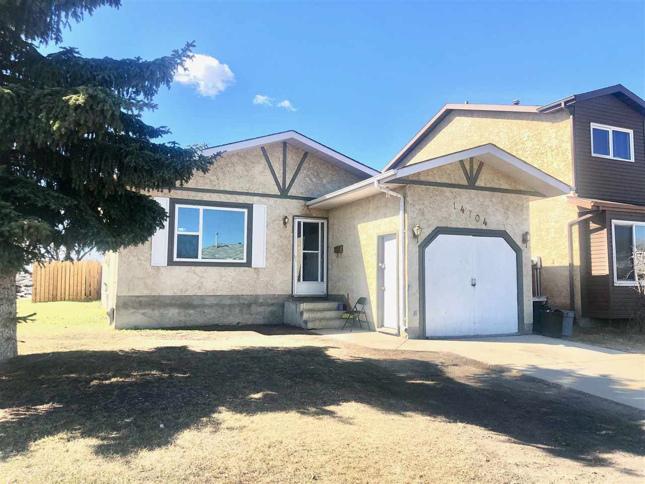 Main Photo: 14704 33 Street in Edmonton: Zone 35 House for sale : MLS®# E4145164