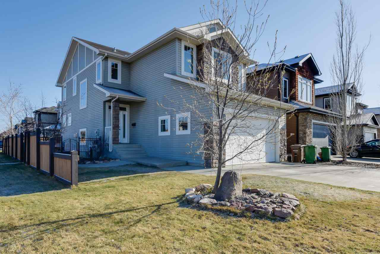 Main Photo: 200 NORTH RIDGE Drive: St. Albert House for sale : MLS®# E4154787