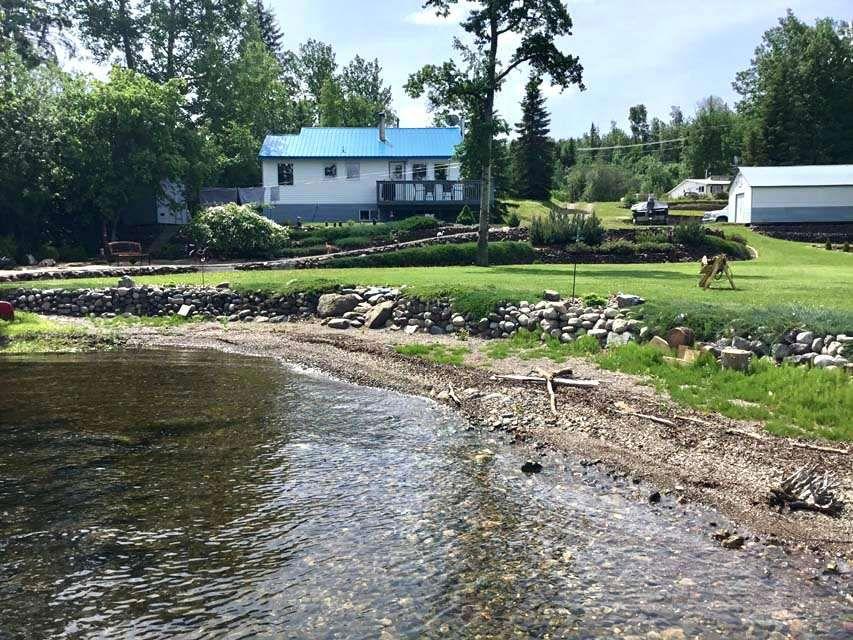 Main Photo: 1198 UNCHA LAKE Road in Burns Lake: South Francois House for sale (Burns Lake (Zone 55))  : MLS®# R2372967