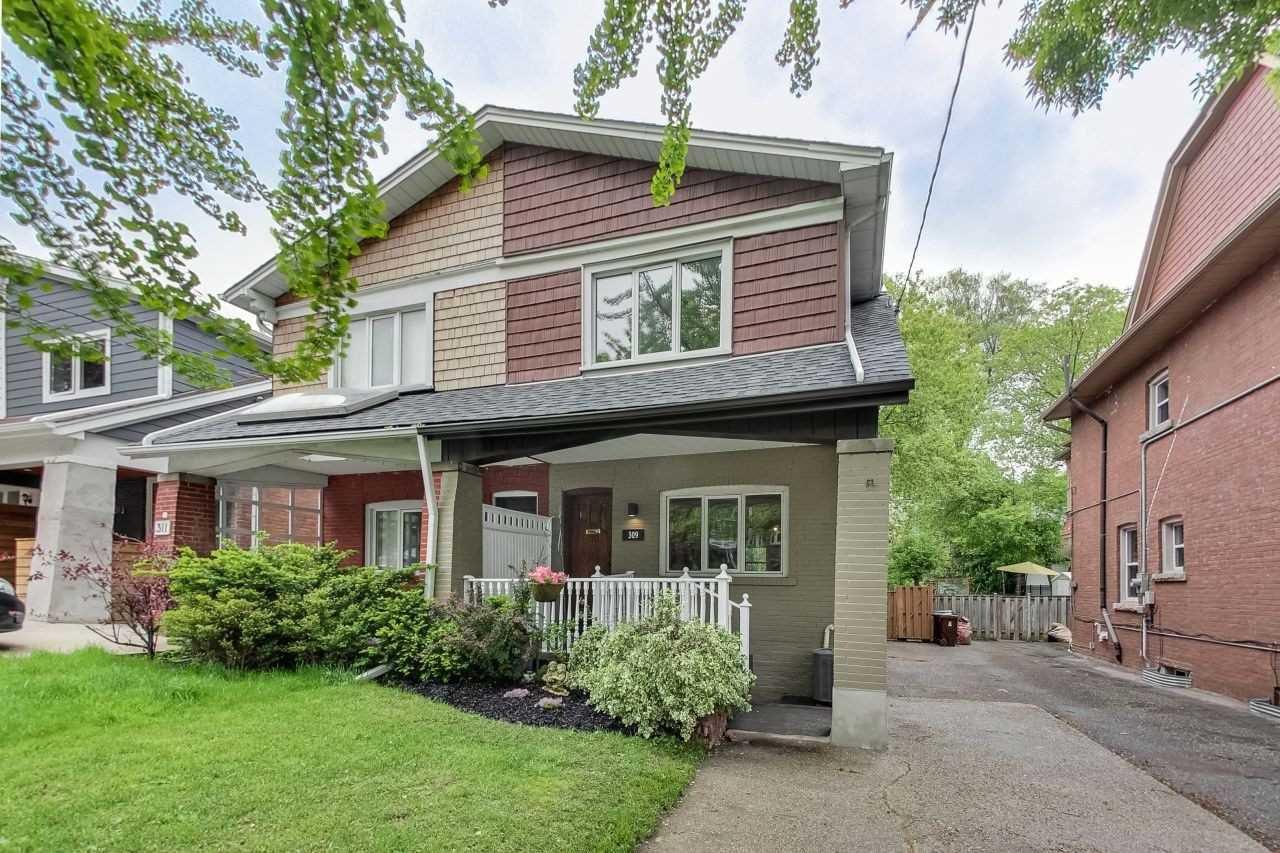 Main Photo: 309 Waverley Road in Toronto: The Beaches House (2-Storey) for sale (Toronto E02)  : MLS®# E4482049