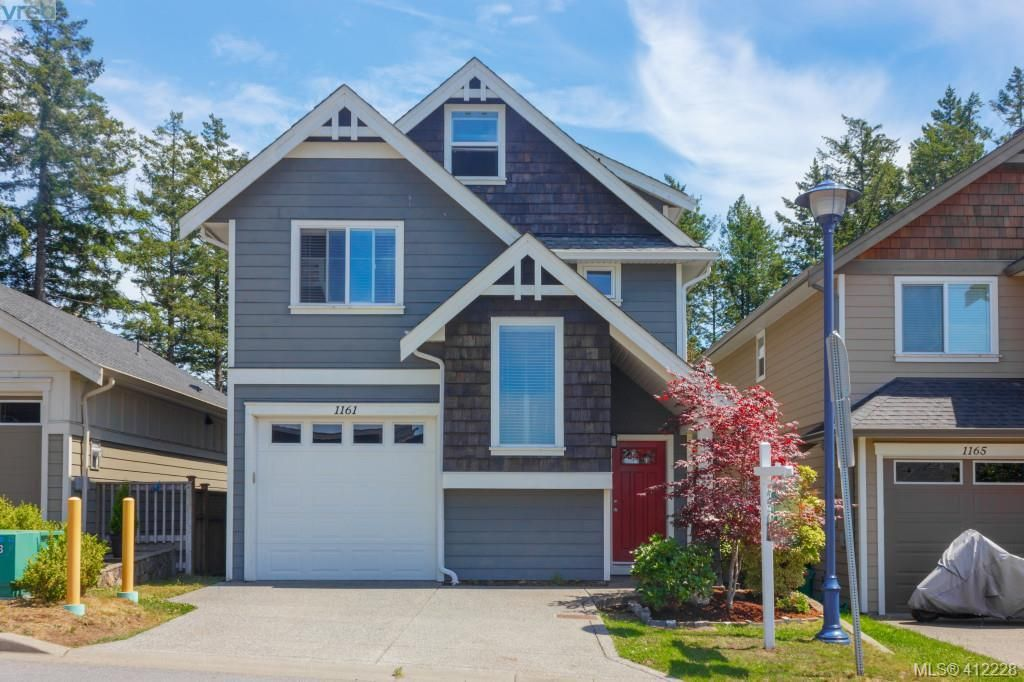 Main Photo: 1161 Sikorsky Road in VICTORIA: La Westhills Single Family Detached for sale (Langford)  : MLS®# 412228