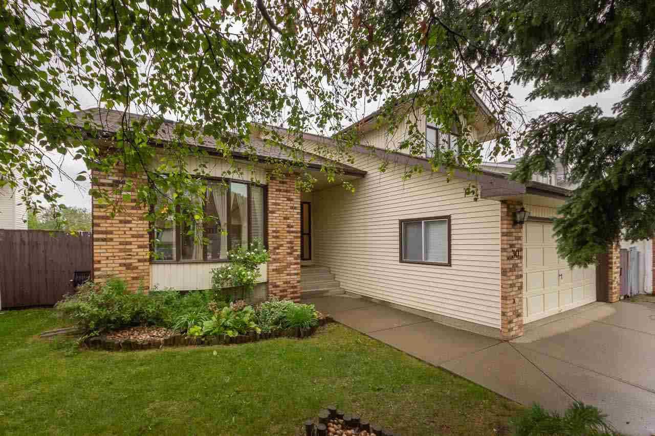 Main Photo: 30 Coachman Way: Sherwood Park House for sale : MLS®# E4162753