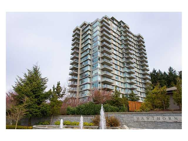 "Main Photo: 703 2688 WEST Mall in Vancouver: University VW Condo for sale in ""PROMONTORY"" (Vancouver West)  : MLS®# V1054679"