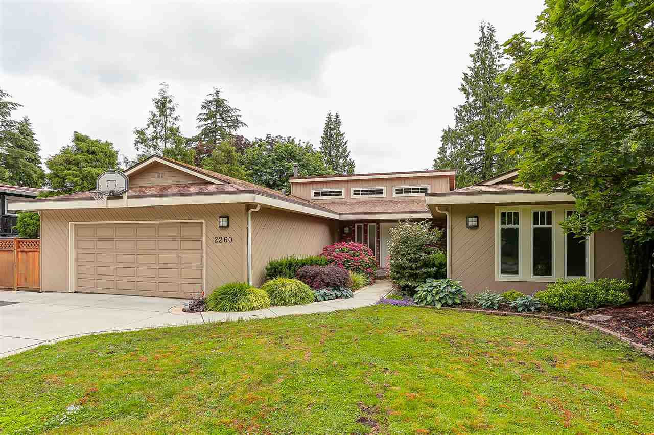 Main Photo: 2260 KING ALBERT Avenue in Coquitlam: Central Coquitlam House for sale : MLS®# R2085353