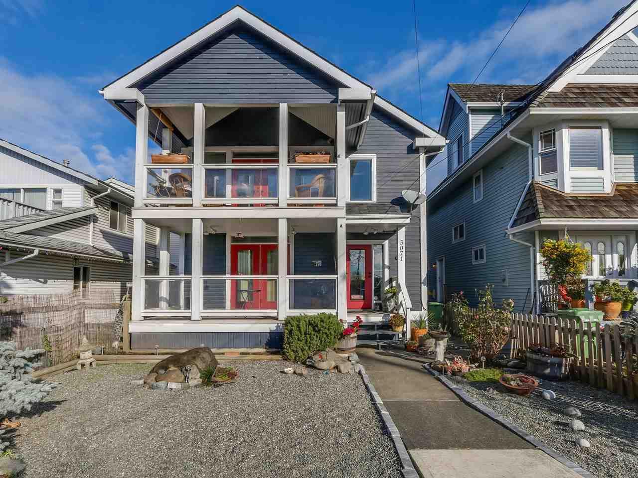 """Main Photo: 3071 CHATHAM Street in Richmond: Steveston Village House for sale in """"STEVESTON VILLAGE"""" : MLS®# R2121255"""