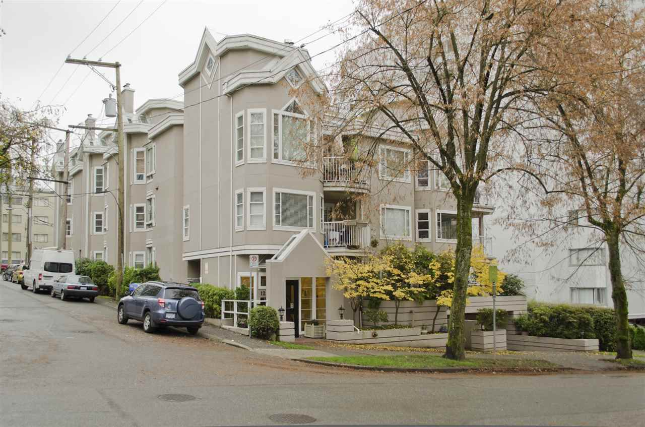 """Main Photo: 208 1280 NICOLA Street in Vancouver: West End VW Condo for sale in """"LINDEN HOUSE"""" (Vancouver West)  : MLS®# R2122008"""