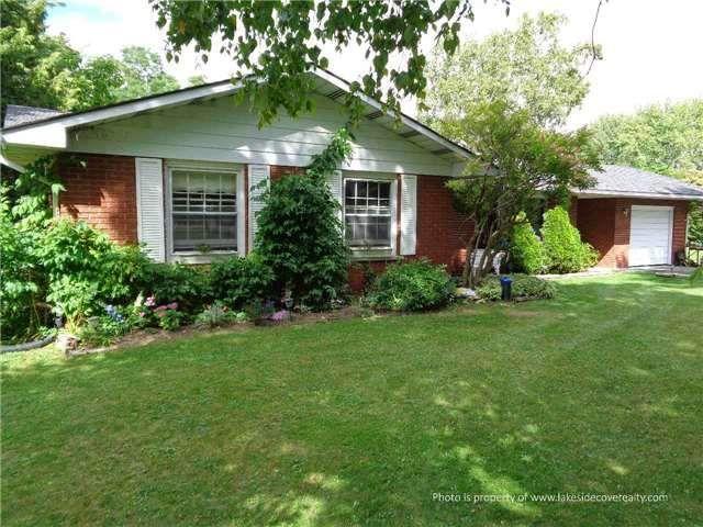 Main Photo: 108 Simcoe Road in Ramara: Brechin House (Bungalow) for sale : MLS®# X3680797