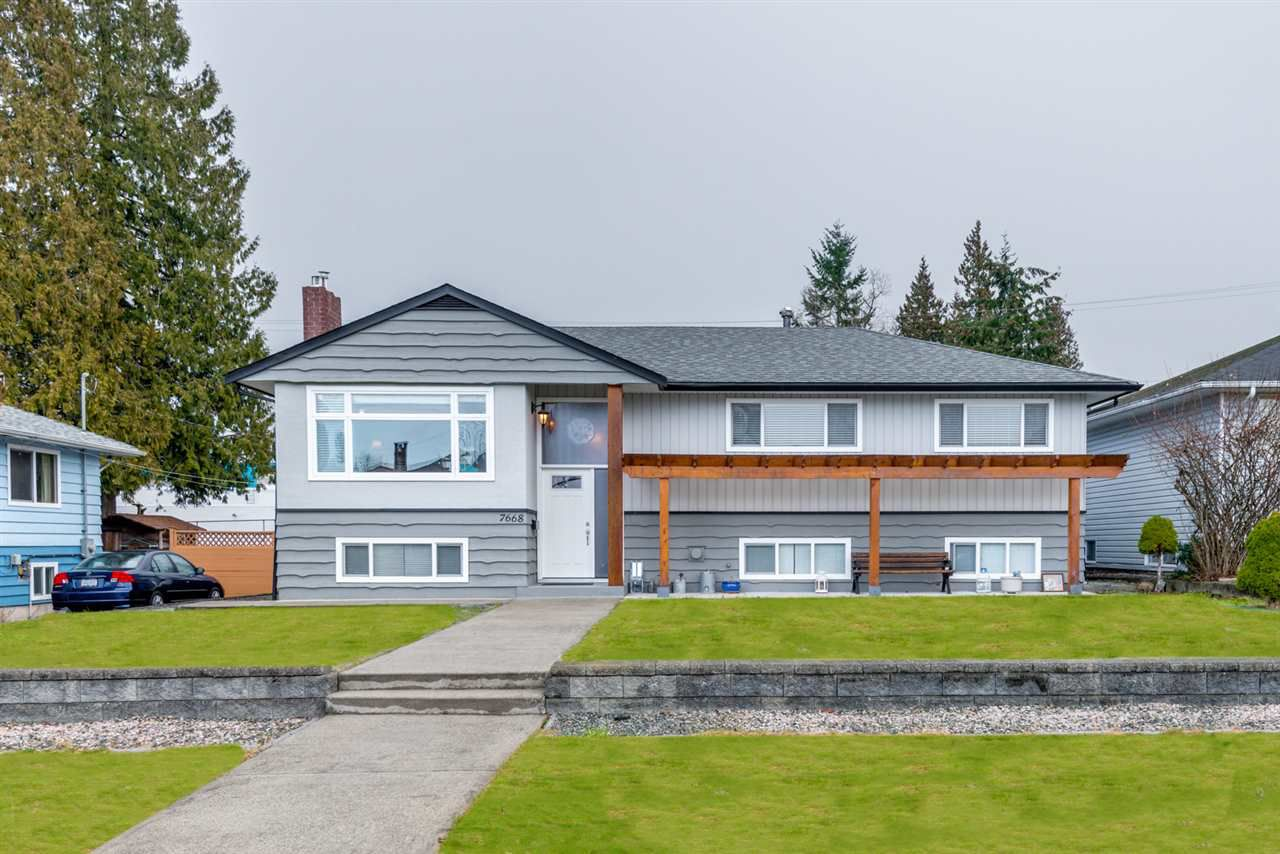 Main Photo: 7668 ENDERSBY Street in Burnaby: The Crest House for sale (Burnaby East)  : MLS®# R2141767