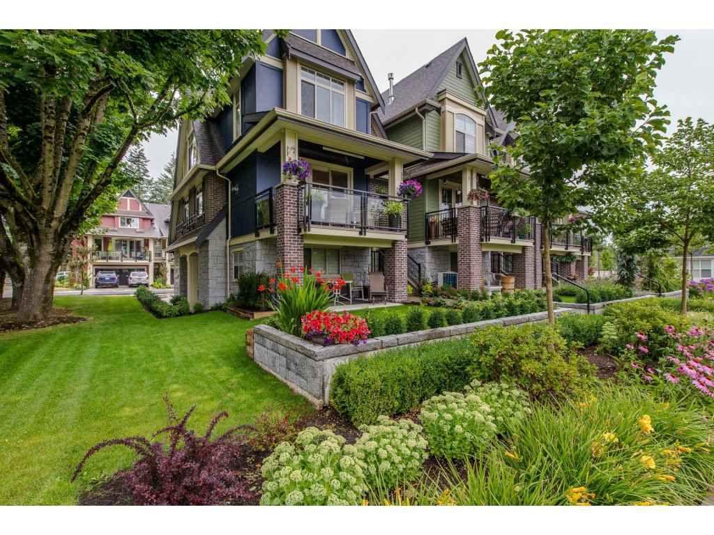 "Main Photo: 5764 MITCHELL Street in Sardis: Vedder S Watson-Promontory Condo for sale in ""Brownstone Garrison Crossing"" : MLS®# R2190720"