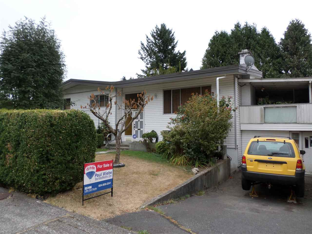 Main Photo: 34118 LARCH Street in Abbotsford: Central Abbotsford House for sale : MLS®# R2200999