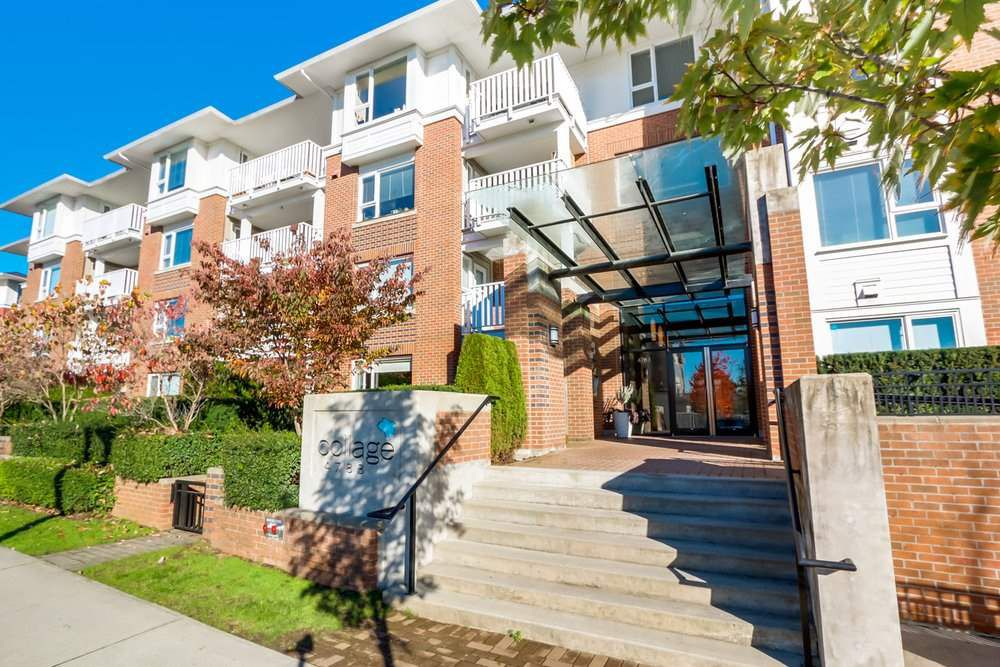 "Main Photo: 413 4783 DAWSON Street in Burnaby: Brentwood Park Condo for sale in ""COLLAGE"" (Burnaby North)  : MLS®# R2213061"