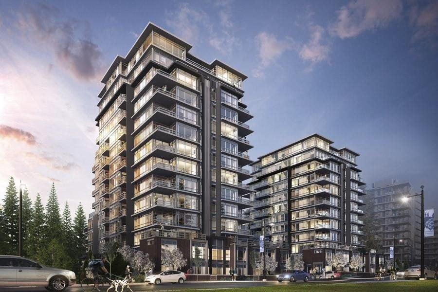 "Main Photo: 201 9060 UNIVERSITY Crescent in Burnaby: Simon Fraser Univer. Condo for sale in ""ALTITUDE"" (Burnaby North)  : MLS®# R2241615"