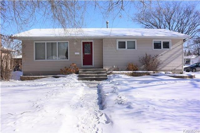 Main Photo: 95 Tulane Bay in Winnipeg: Fort Richmond Residential for sale (1K)  : MLS®# 1803888