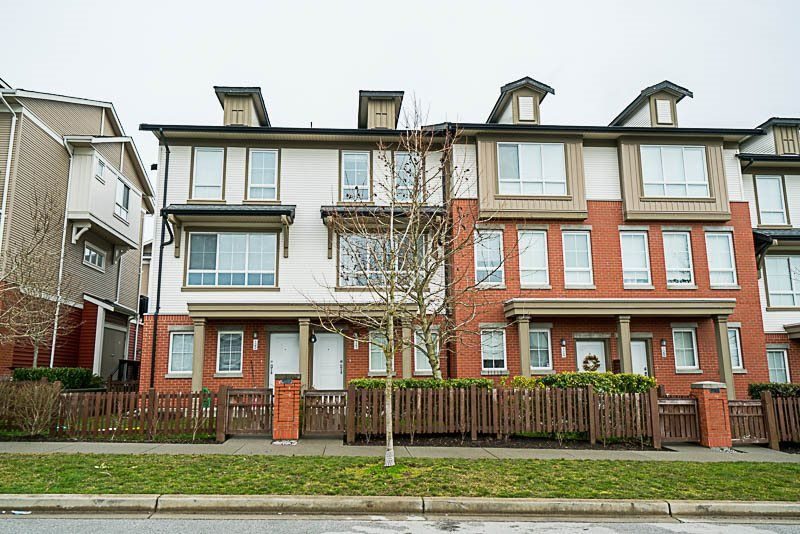 """Main Photo: 123 19505 68A Avenue in Surrey: Clayton Townhouse for sale in """"CLAYTON RISE"""" (Cloverdale)  : MLS®# R2244285"""