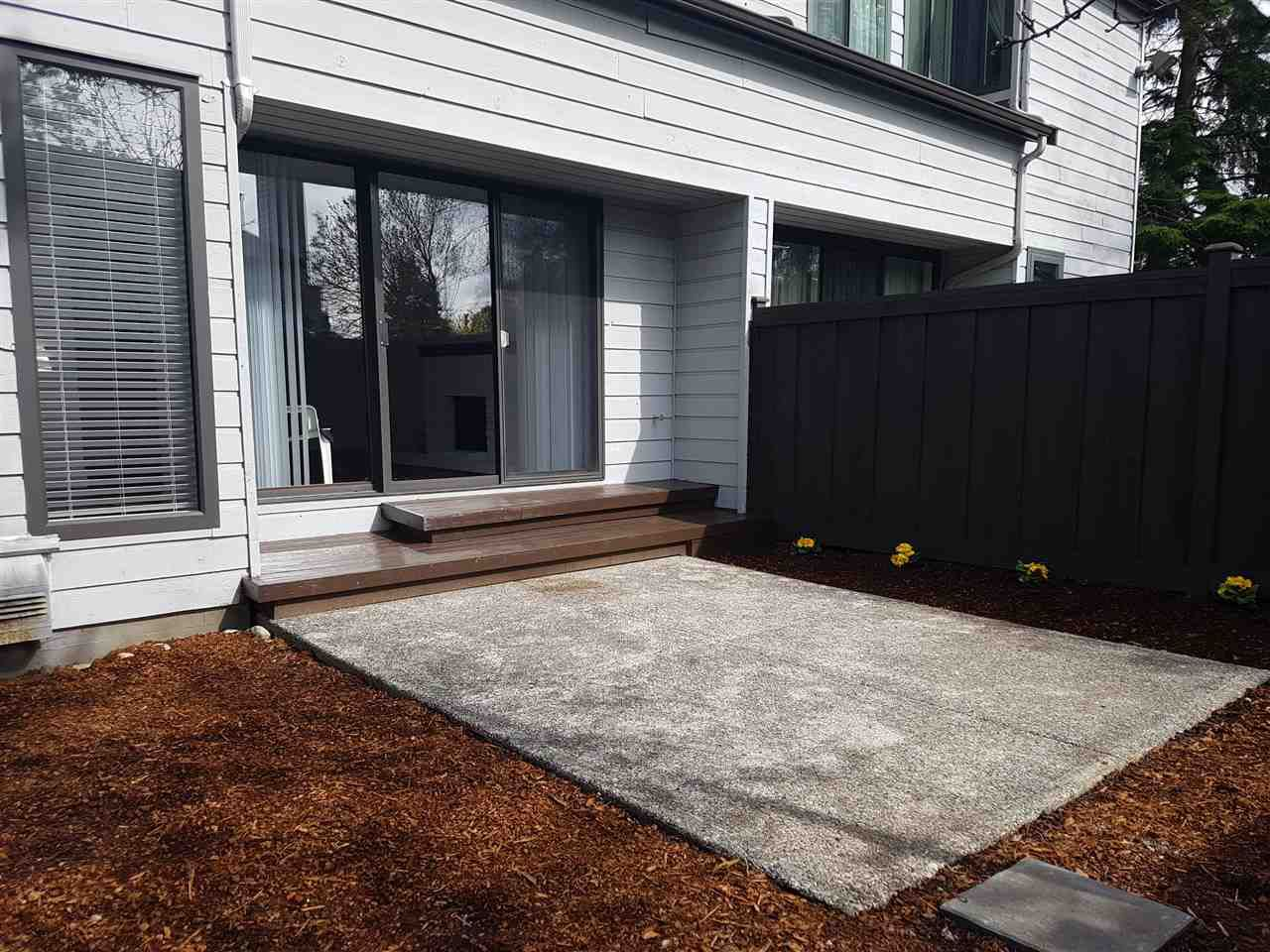 Sunny, West facing yard for kids, pets & BBQ's.
