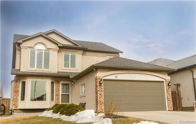 Main Photo: 19 Leander Crescent in Winnipeg: Whyte Ridge Residential for sale (1P)  : MLS®# 1808581