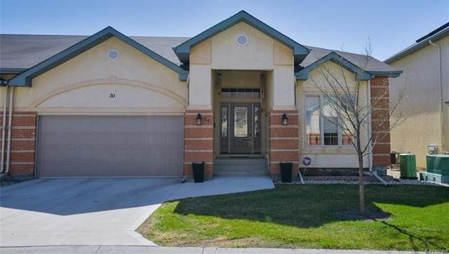 Main Photo: 30 99 Keslar Road in Winnipeg: Fairfield Park Condominium for sale (1S)  : MLS®# 1812060
