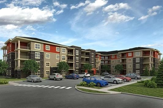 Main Photo: 201 18126 77 Street in Edmonton: Zone 28 Condo for sale : MLS®# E4126779