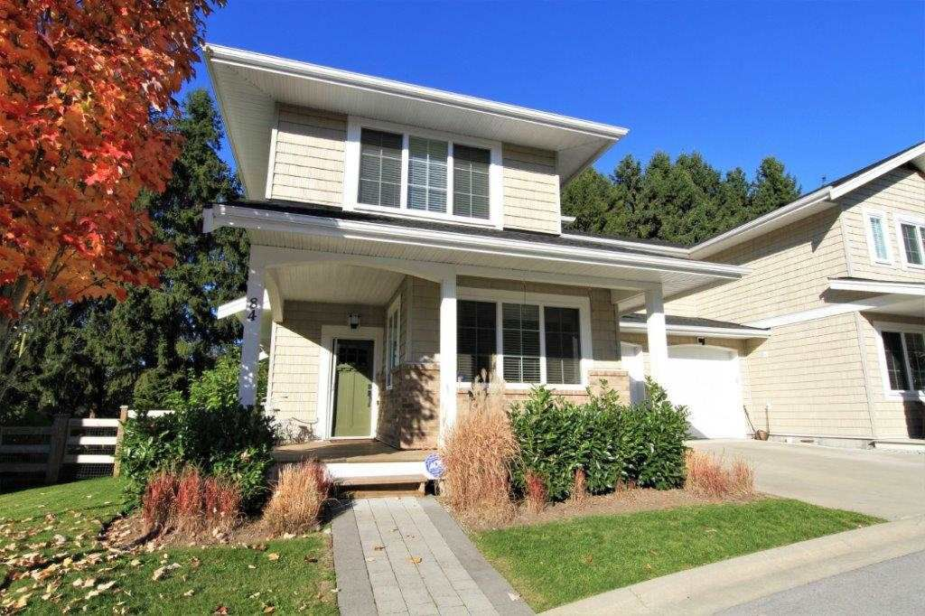 """Main Photo: 84 12161 237 Street in Maple Ridge: East Central Townhouse for sale in """"VILLAGE GREEN"""" : MLS®# R2314992"""