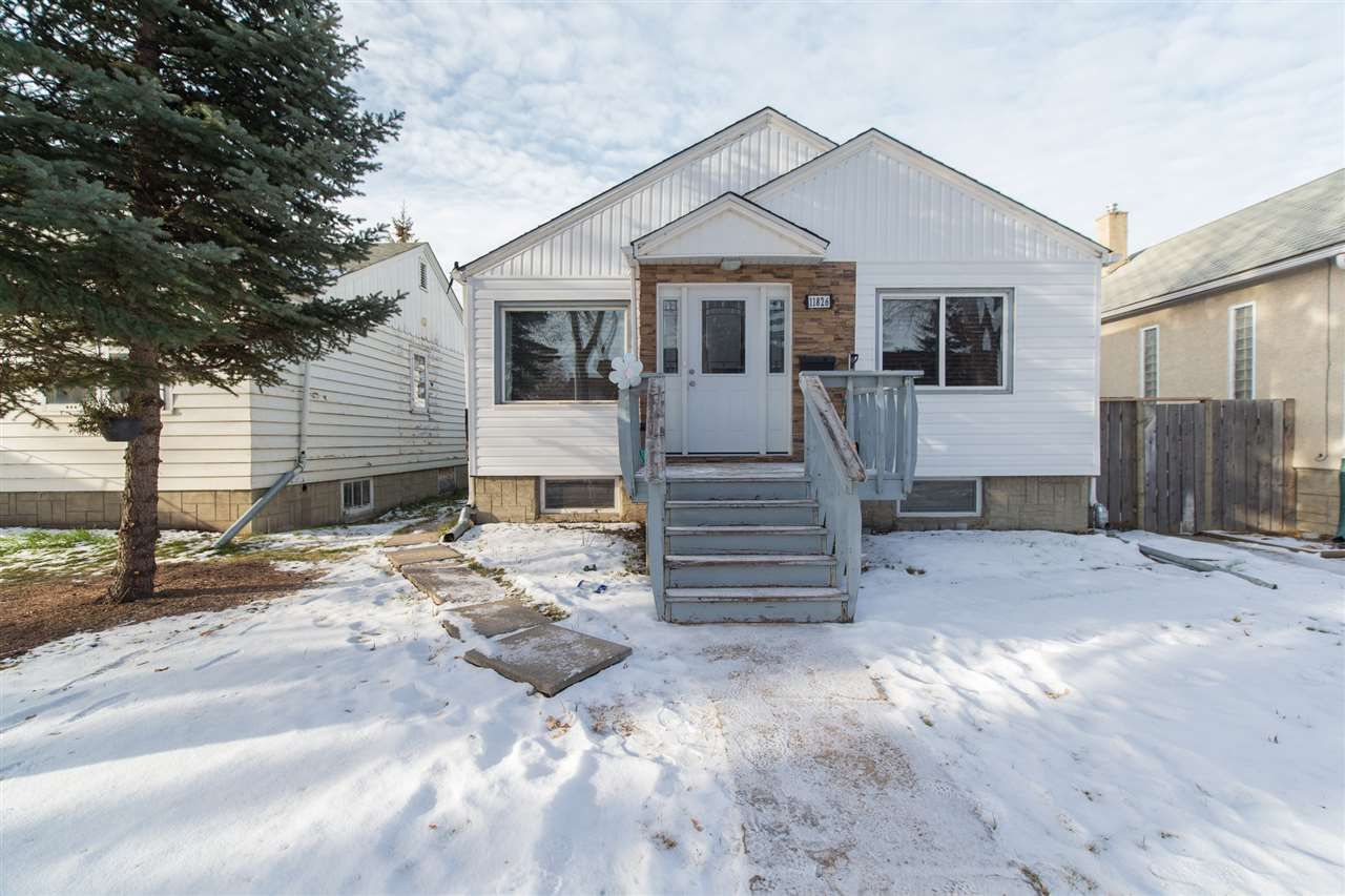 Main Photo: 11826 96 Street in Edmonton: Zone 05 House for sale : MLS®# E4135817