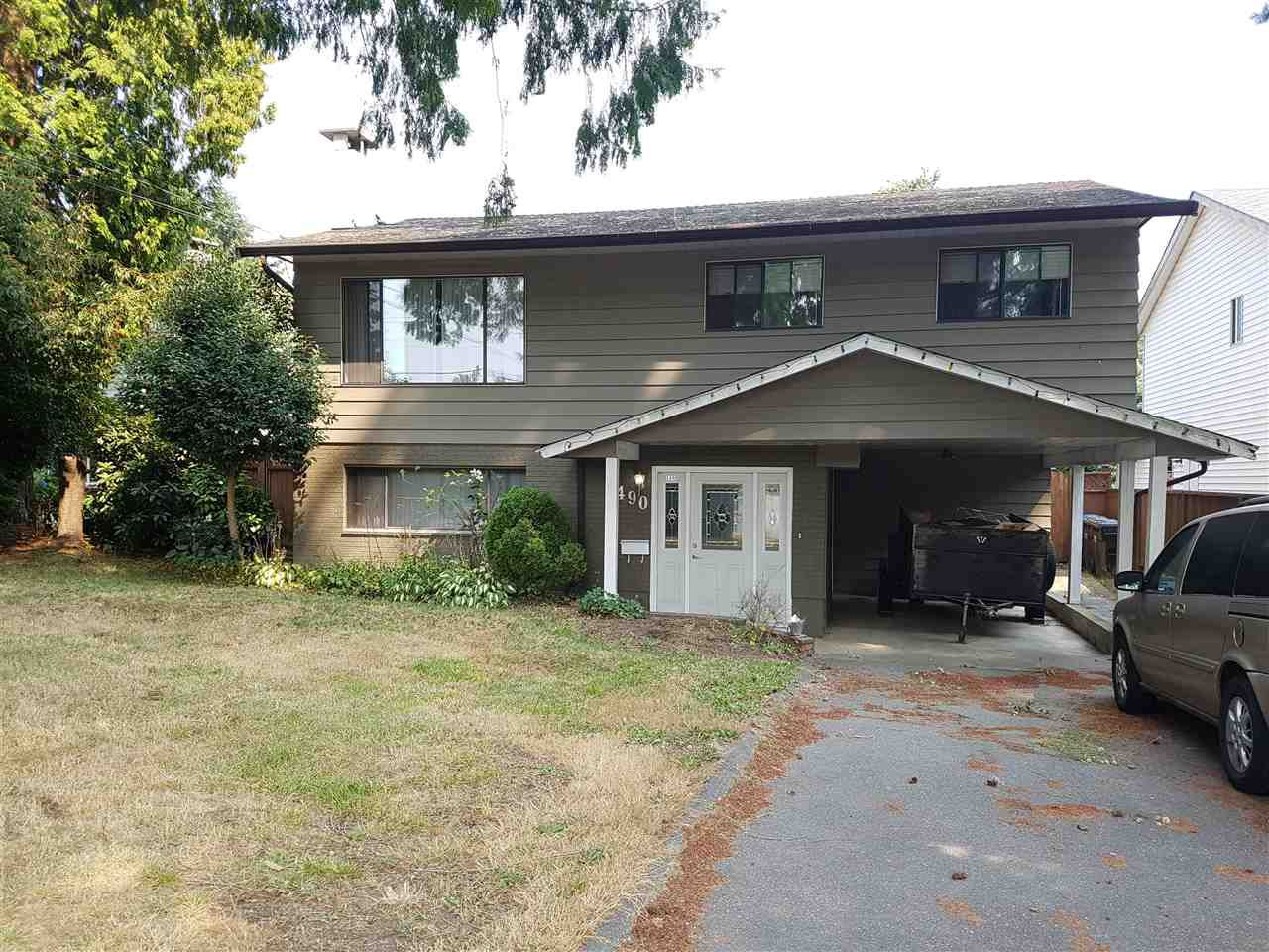 Main Photo: 1490 APEL Drive in Port Coquitlam: Oxford Heights House for sale : MLS®# R2323449