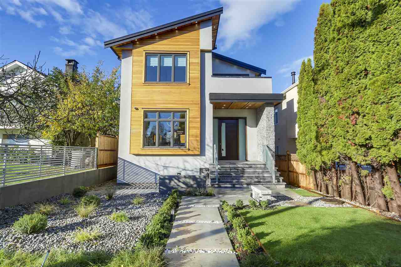 Main Photo: 1135 RENFREW Street in Vancouver: Renfrew VE House for sale (Vancouver East)  : MLS®# R2329259