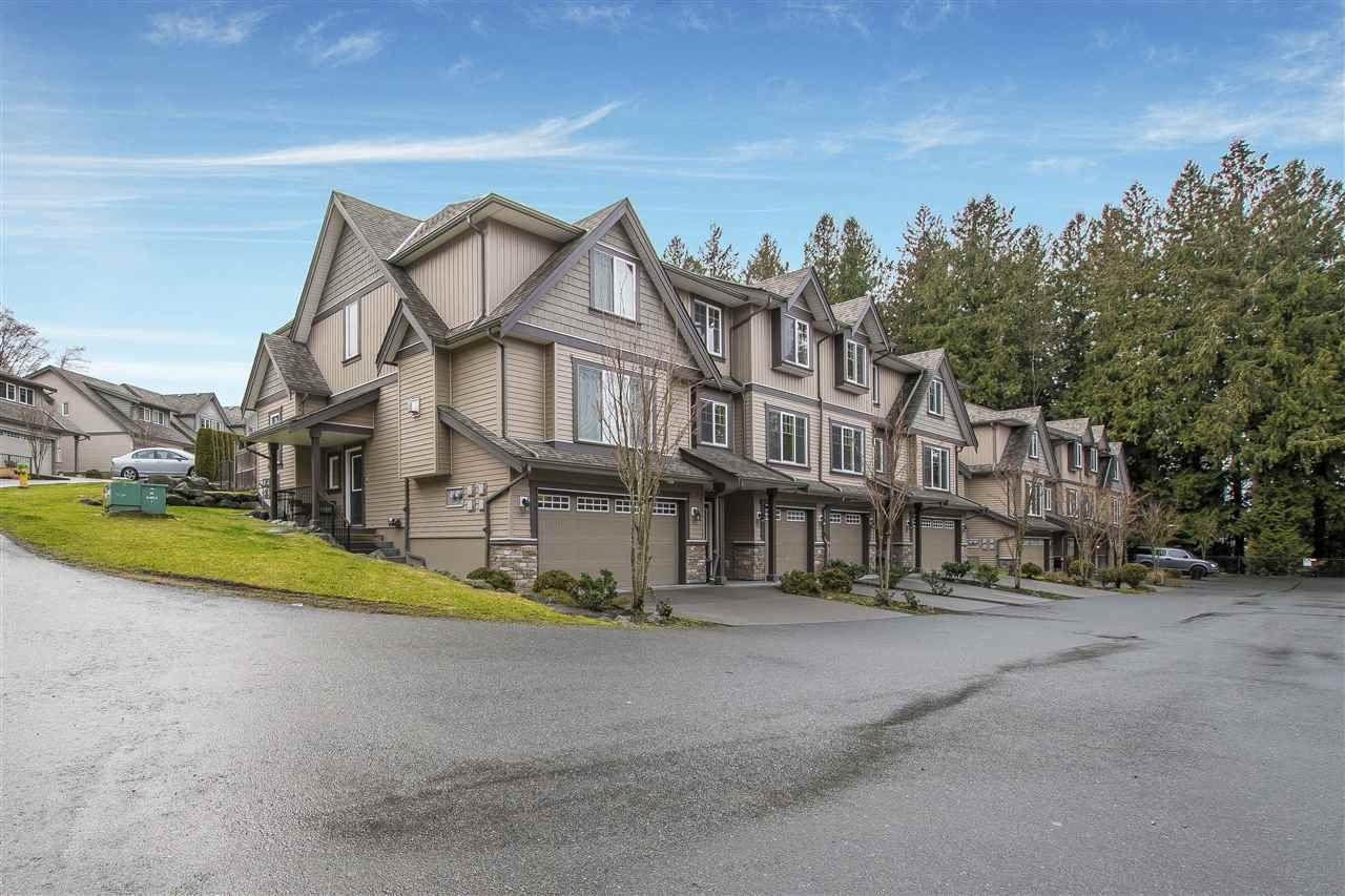 "Main Photo: 40 46791 HUDSON Road in Sardis: Promontory Townhouse for sale in ""Walker Creek"" : MLS®# R2335565"